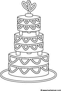 Printable Wedding Coloring Pages And Activity Sheets