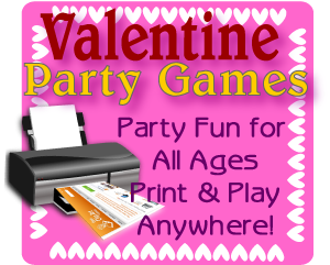 Print Games Now Valentine party games for adults